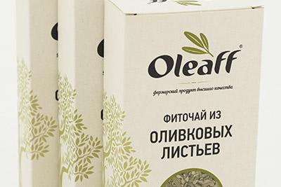 Упаковки Oleaff